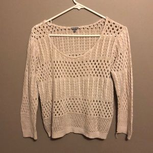 Charlotte russe sweater size S